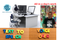 Text-To-Speech/Voice Over service