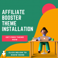Affiliate Booster Theme Installation