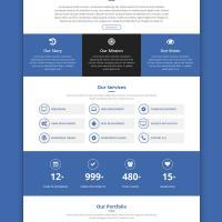 Dynamic Single Page Websites