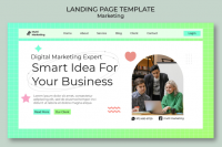Landing Page - WordPress or Clickfunnels or Any Other Funnel Builder